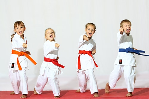 New Orleans Martial Arts Kids